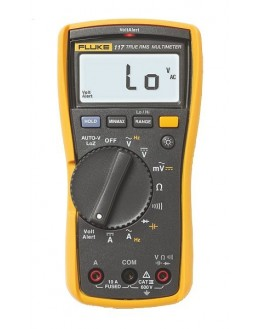 FLUKE 117 - Multimetre numérique 6000 points - 600V AC/DC 10A AC/DC