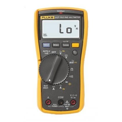 FLUKE 117 - Digital multimeter - FLUKEFLUKE 117 - Digital multimeter - FLUKEFLUKE 117 - Digital multimeter - FLUKE