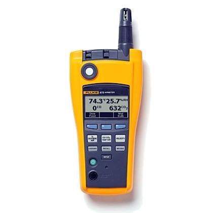 FLUKE 975V analyseur de qualité de l'air AirMeter™ option vitesse