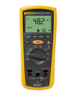 FLUKE 1507 Insulation TesterFLUKE 1507 Insulation TesterFLUKE 1507 Insulation Tester