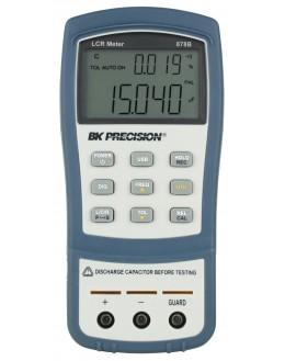 BK878B - Pont RLC portable 40 000 points - BK PRECISION