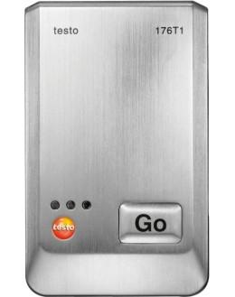 testo 176 T1 Enregistreur de température 1 canal dans un boîtier métallique avec capteur interne de précision (Pt100)