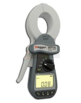 DET14C - Pliers Measuring Earth - MEGGER