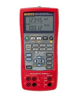 FLUKE 725Ex Multifunction Process Calibrator Intrinsically Safe