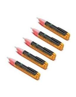 Fluke 1AC-II - Détecteur de tension 200 à 1000VAC de poche x5 (lot de 5 pièces) - FLUKE-1AC-E1-II/5PK