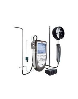 DIAM T - appareil portable analyse de l'air Multifonctions - Module thermocouple K, J T 4 voies Kimo
