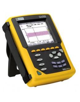CA8335 - Analyseur de qualité d'énergie triphasé Qualistar 4U/4I AMP450 - CHAUVIN ARNOUX