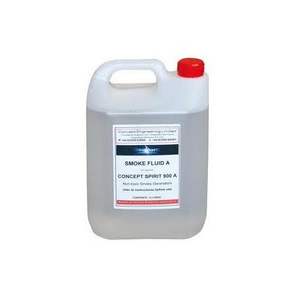 Fluide à fumée pour générateur Spirit900