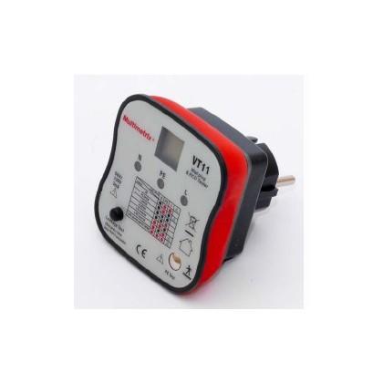 Testeur de prises VT11Testeur de prises VT11Testeur de prises VT11