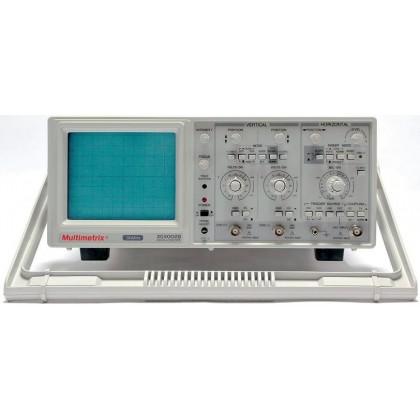 Oscilloscopes analogiques XO 30002 B