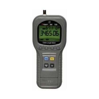 TDR900 Echomètre - mesure de longueur de câbleTDR900 Echomètre - mesure de longueur de câbleTDR900 Echomètre - mesure de lo