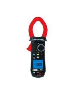 F401 Pince multimètre TRMS 1000AAC/1500ADC