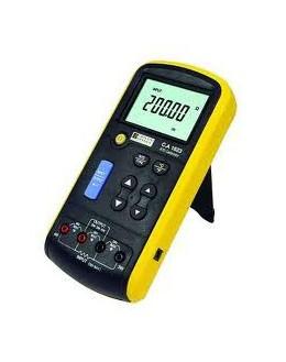 Calibrateur de température - CA1621 - CHAUVIN ARNOUX - P01654621