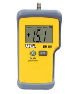 Manomètre déprimomètre numérique - EM151