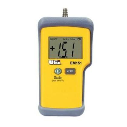 EM-151 - Manomètre déprimomètre numériqueEM-151 - Manomètre déprimomètre numériqueEM-151 - Manomètre déprimomètre num