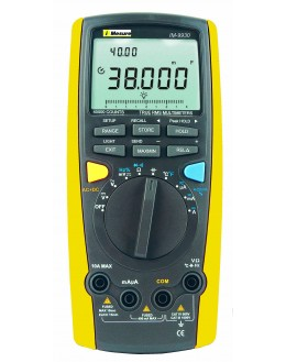 IM9930 - Multimeter TRMS AC + DC 100Khz 40000pts - ImesureIM9930 - Multimeter TRMS AC + DC 100Khz 40000pts - ImesureIM9930 - Mul