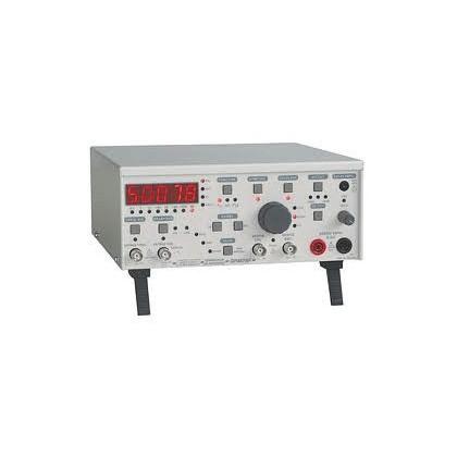 GF 266 - Générateur 11µHZ à 12 MHZ DDS - ELC