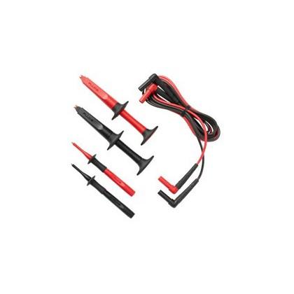 FLUKE TL220-1 Jeu de cordons de mesure SureGrip™ pour applications industriellesFLUKE TL220-1 Jeu de cordons de mesure SureGri