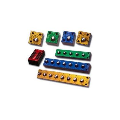 C4 - boite à 1 décade de condensateurs - LANGLOIS