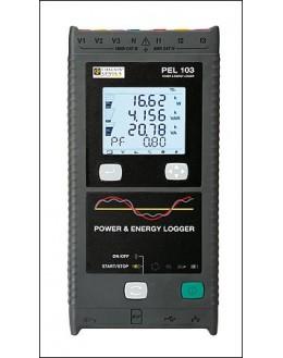 P01157151 - Enregistreur de puissance et d'énergie modèle PEL103 + MA193