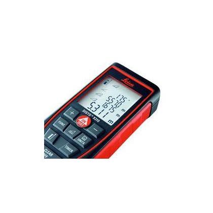 DISTO X310 - télémètre laser - lasermètre 0.05 à 80m - LEICA