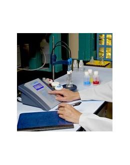 LPV2200.98.0002 SENSION+ MM 340 pH-mètre et ionomètre de laboratoire, GLP, sans électrodes