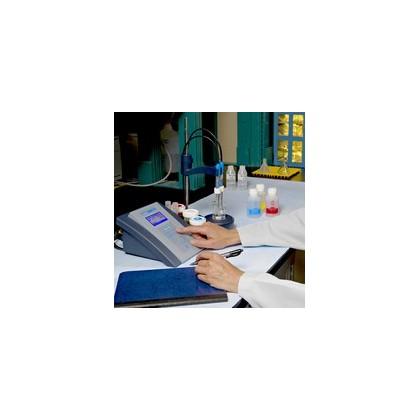 LPV2210T.98.002 - SENSION+ MM340 Kit de pH et d'ISE de table de base (usage général), GLP