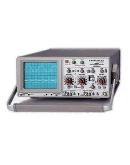 HM303-6 - oscilloscope 2 voies 35Mhz - HAMEG
