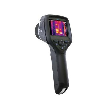 E60 - 76800 pixels industrial thermal camera - FLIR