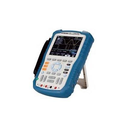 BK2515 - oscilloscope portable 2 x 60Mhz - 1Gech/s - SEFRAM