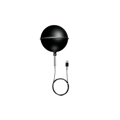 0602 0743 - Sonde à boule noire, Ø 150 mm, TC type K - TESTO