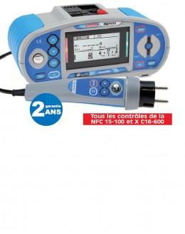 MW9655 - Contrôleur d'Installations Electriques - SEFRAM