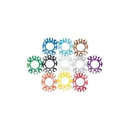p01102080 - jeu pions bagues - CHAUVIN ARNOUX