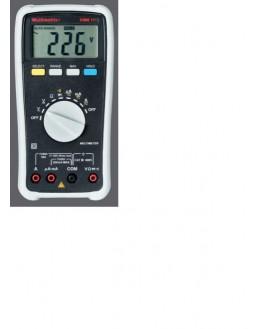 DMM111 - multimetre numérique - P06231420Z - multimetrix - DMM111