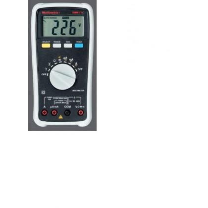 DMM 111 - multimetre numérique - P06231420ZDMM 111 - multimetre numérique - P06231420ZDMM 111 - multimetre numérique - P06231