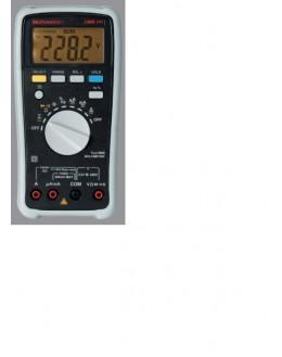 DMM141 - multimètre numérique - P06231422Z - multimetrix - DMM141 - remplace DMM140