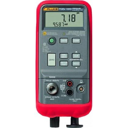 Fluke 718Ex Calibrateur de pressionFluke 718Ex Calibrateur de pressionFluke 718Ex Calibrateur de pression