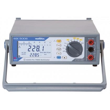 MX 5006 - Multimètre de laboratoire - METRIX