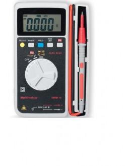 DMM13 - Multimètre de poche 6000 points - Multimetrix - P06231004z -DMM13 - remplace DMM10