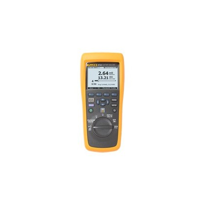 Le testeur de batterie avancé - Fluke BT510Le testeur de batterie avancé - Fluke BT510Le testeur de batterie avancé - Fluke B