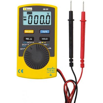 Multimetre de poche - IM99 - IMESURE