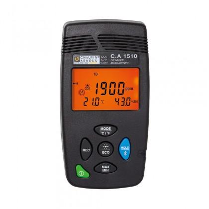 mesureur de qualité de l'air intérieur - CA1510 - p01651010
