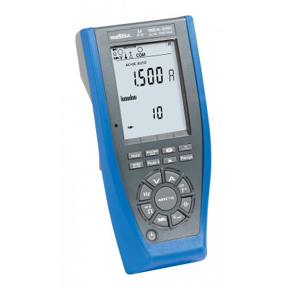 MTX3290 - multimètre graphique 6000 points - METRIX
