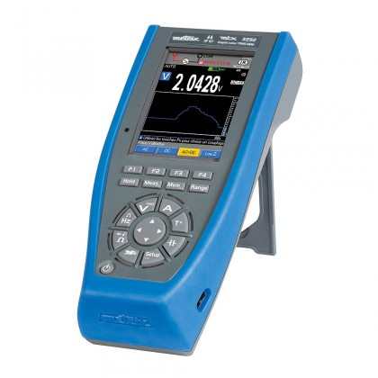 MTX3292 - multimètre graphique 100000 points - METRIX
