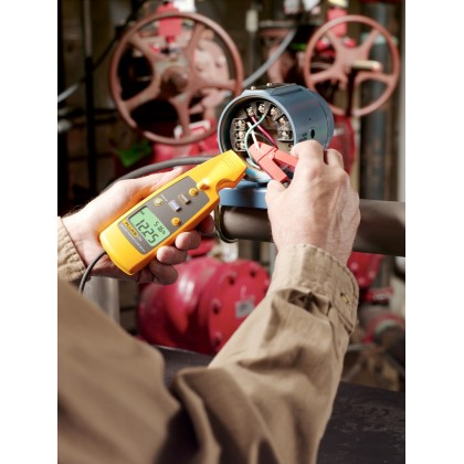 FLUKE 771 - 4-20 mA Process Clamp MeterFLUKE 771 - 4-20 mA Process Clamp MeterFLUKE 771 - 4-20 mA Process Clamp Meter