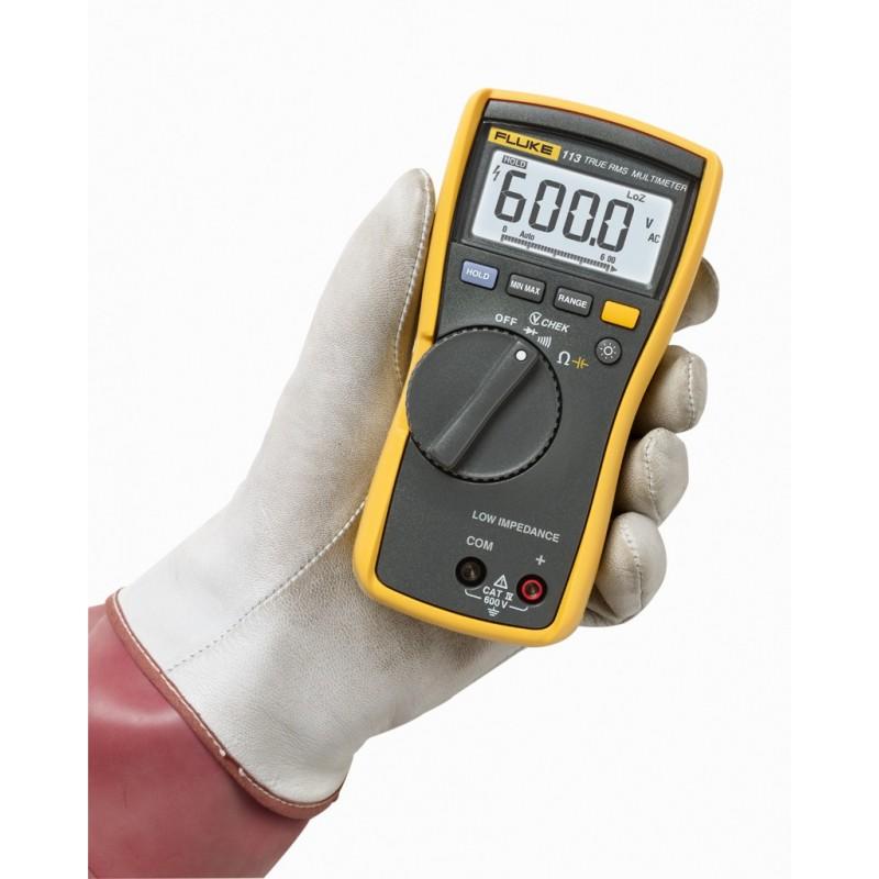 FLUKE 113 - Digital multimeter - FLUKE Multimètres