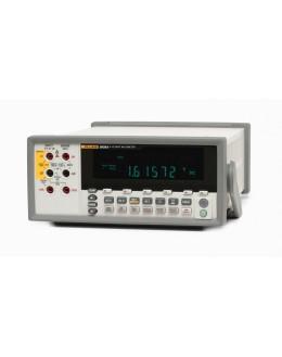 Fluke 8808A/SU - Multimètre de table de précision 5,5 chiffres + logiciel et câble