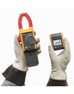Fluke 381 clamp with removable screen True-rms AC / DC Iflex