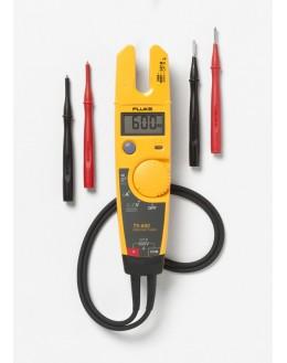 Testeur électrique 600V AC DC 100A AC - FLUKE-T5-600