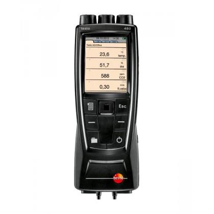 testo 480 - Anémomètre multifonctions avec mesure des indices PMV/PPD